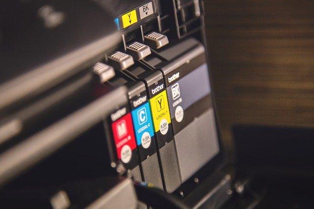 jaki tusz do drukarki